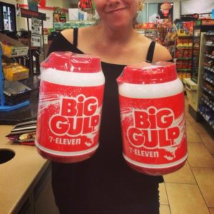 Big Gulp Soda