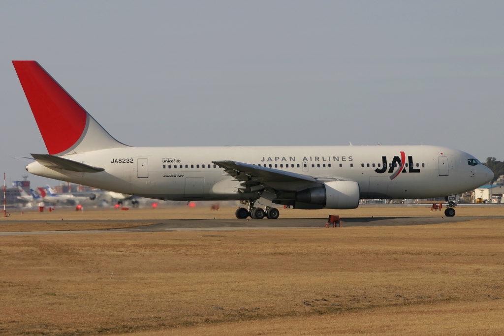 JapanAirlines_B767-200