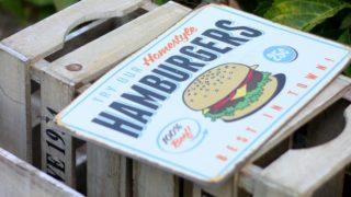 ハンバーガー・ピザ・タコス