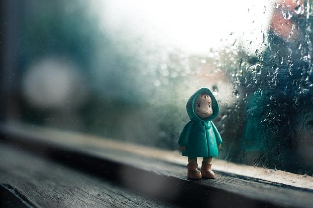 Smell Rain 雨の匂いがする!?