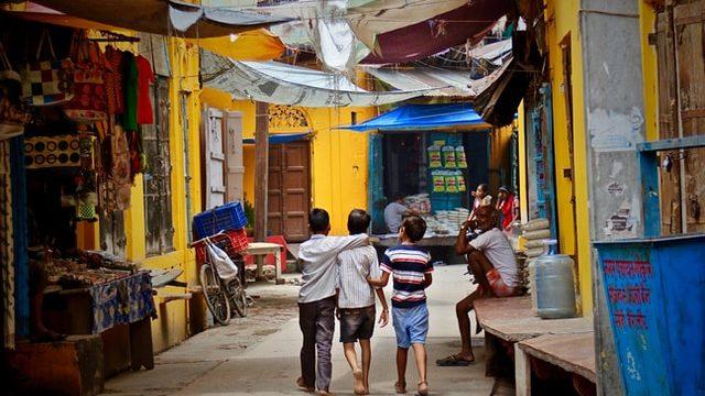 メキシコで見た子どもたち